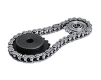 Why we prefer direct drive instead of chain drive?