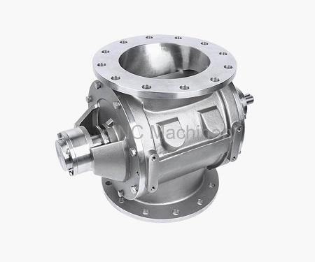 What is rotary airlock valve