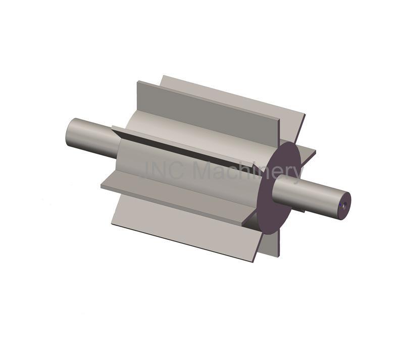 Reduce Capacity Rotor