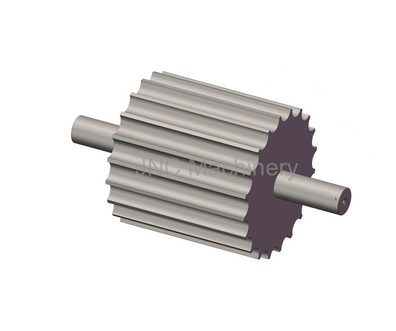 Metering Rotor