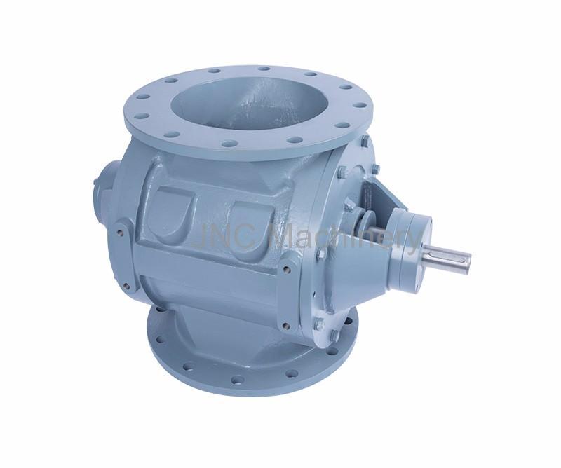 Medium duty rotary valve